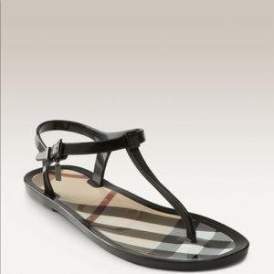 1e6a66126baf17 Burberry Shoes - Burberry Sandals sz 39